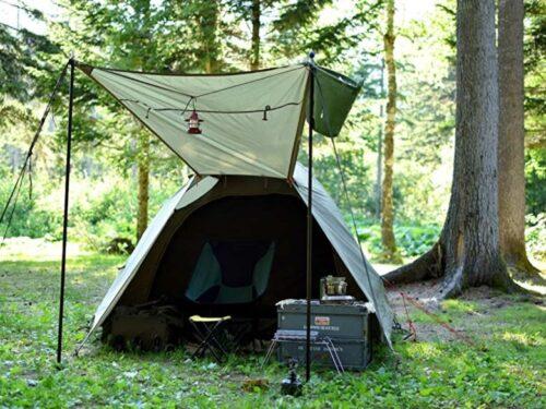 林間キャンプ