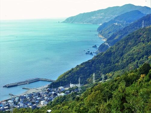 愛媛県・佐多岬半島