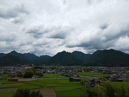 厚い雲 層積雲
