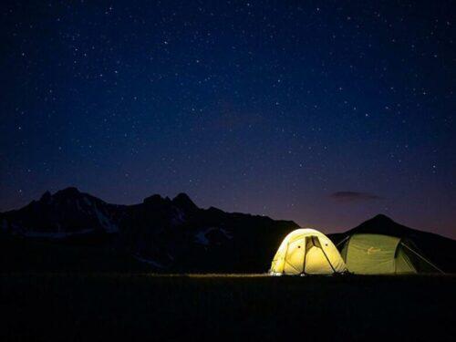 星とキャンプ