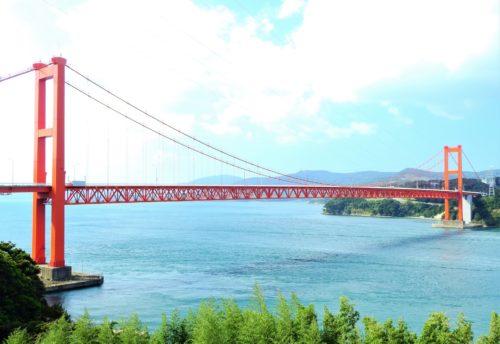 長崎県・平戸大橋