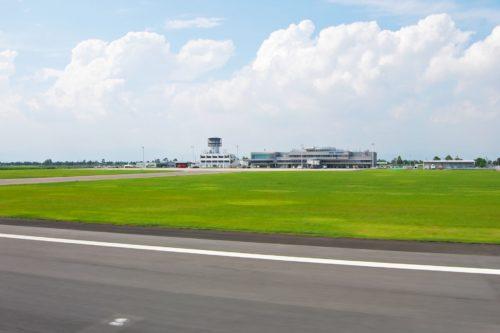 佐賀空港 ターミナルと空港施設