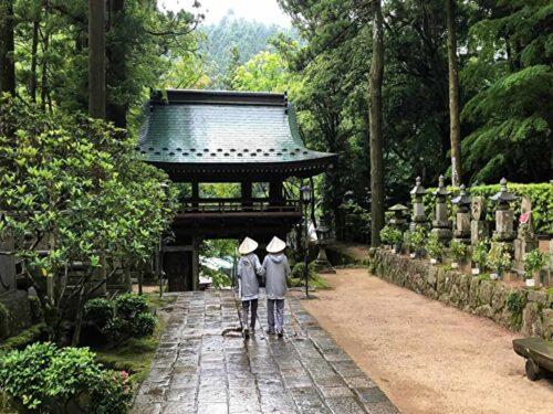 四国八十八か所88番大窪寺のお遍路・香川県さぬき市