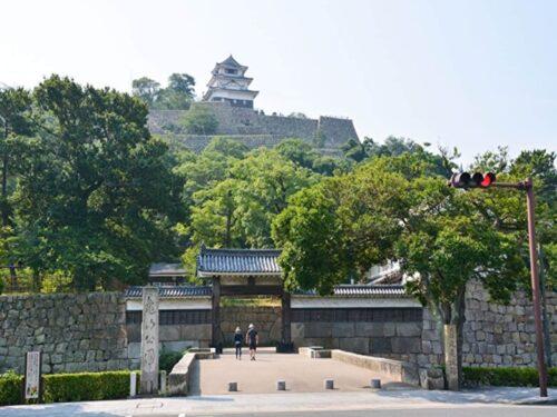 香川県 丸亀城