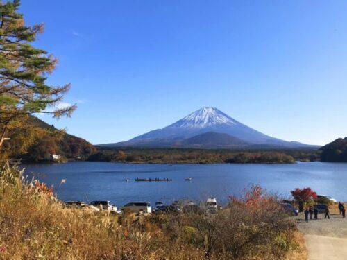 富士山を見に行くツーリング