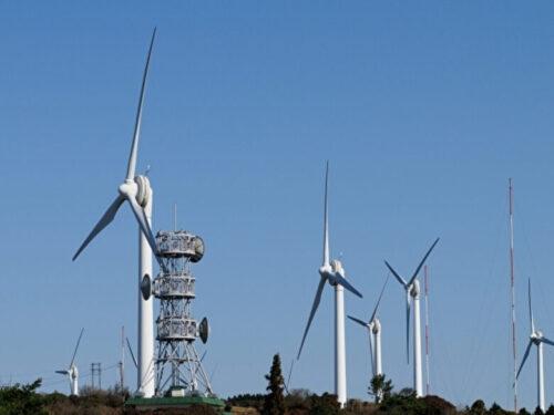 青山高原風力発電