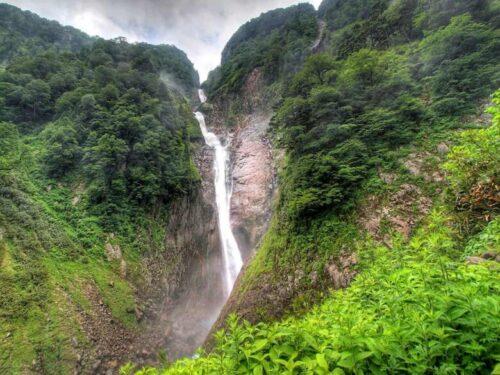 富山県で天気の良い日のツーリングスポットについて
