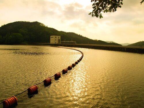 愛知県・三河湖