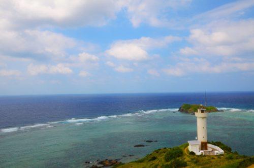 平久保崎灯台 石垣島