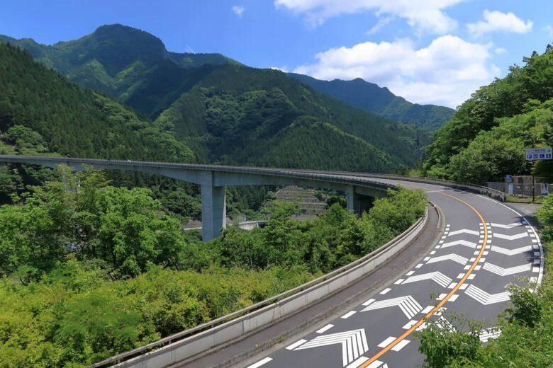 雷電廿六木橋ループ橋