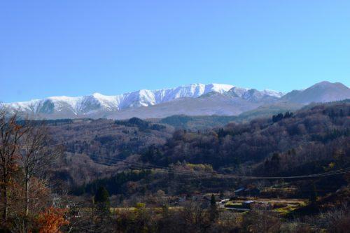 月山(がっさん)日本百名山