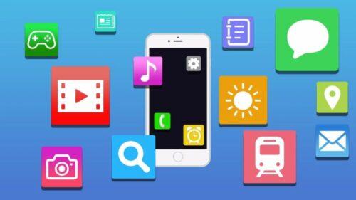 スマートフォンアプリケーション
