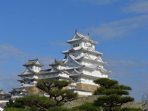 絶景!姫路城