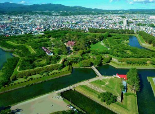 函館 五稜郭