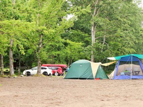 北海道千歳周囲のキャンプ