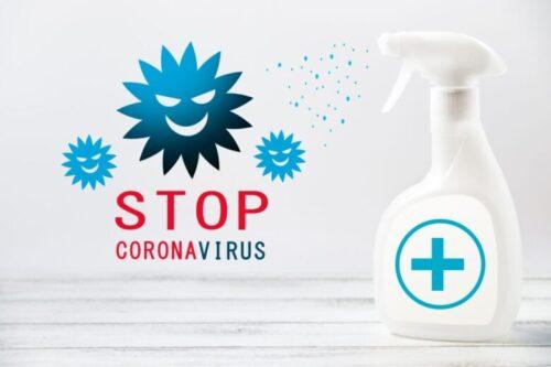 新型コロナウィルス感染拡大防止対策