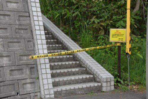ヒグマ出没で立入禁止になった公園
