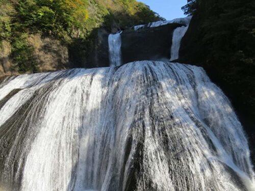 大子町袋田の滝
