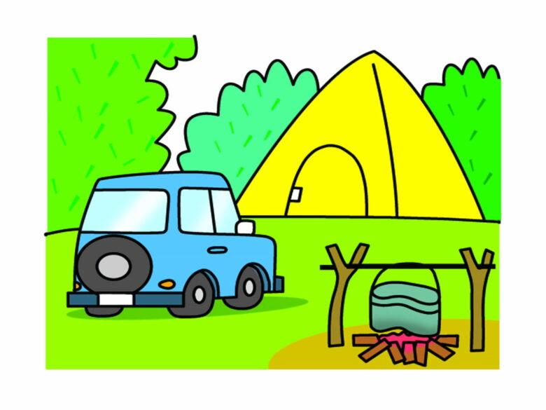 キャンプスタイル