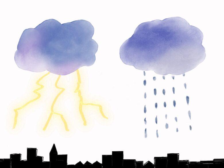 天気イラスト